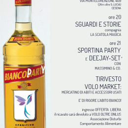 Bianco party. No bianco, no party!