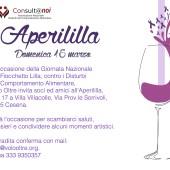 Aperililla, 15 marzo 2015