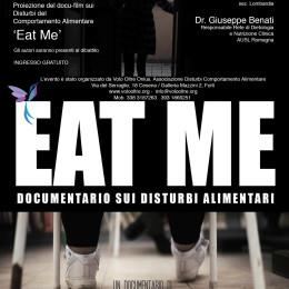 """15 marzo, Giornata del Fiocchetto Lilla, proiezione del docu-film,""""Eat me"""" di R. Lagattolla e F. Biagianti"""