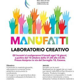 Laboratorio Manufatti, pensare con le mani