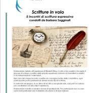 Scritture in volo, laboratorio di scrittura espressiva condotto da Barbara Sagginati
