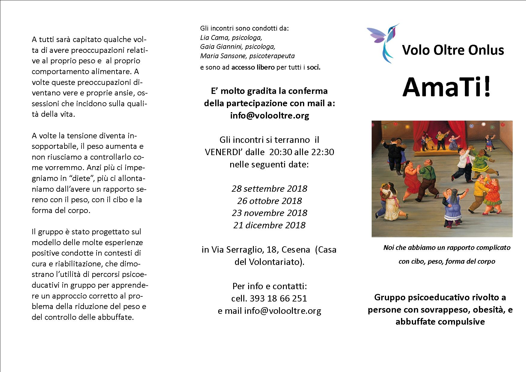 Gruppo AmaTi 2 edizione 1