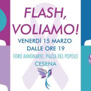 """Evento """"Flash, voliamo!"""" il 15 marzo a Cesena"""