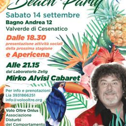 Volo Oltre Beach Party – 14 settembre 2019